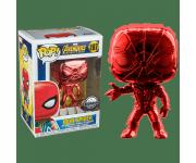 Iron Spider Red Chrome (Эксклюзив) из фильма Avengers: Infinity War
