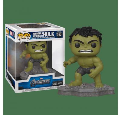 Халк делюкс (Assemble Hulk 6-inch Deluxe (Эксклюзив Amazon)) из фильма Мстители: Финал