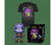 Thanos POP and Tee (Размер M) из фильма Avengers: Infinity War