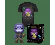 Thanos POP and Tee (Размер XL) (PREORDER ZS) из фильма Avengers: Infinity War