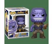 Thanos Metallic (Эксклюзив Target) из фильма Avengers: Infinity War 289