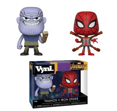 Танос и Железный Паук Винл. (Thanos and Iron Spider Vynl.) из фильма Мстители: Война бесконечности