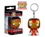 Iron Man keychain из фильма Avengers: Age of Ultron