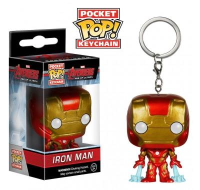Железный человек брелок (Iron Man keychain) из фильма Мстители: Эра Альтрона