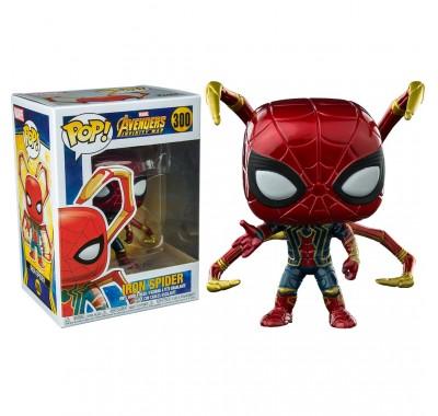 Железный паук с механическими руками руками (Iron Spider with legs (Эксклюзив Target)) из фильма Мстители: Война бесконечности