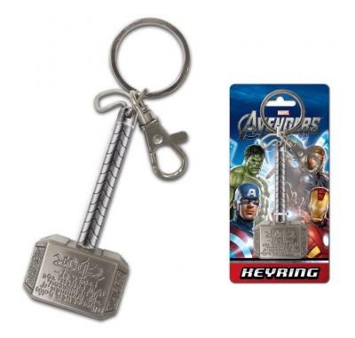 Молот Тора брелок (Thor Hammer Pewter Keychain) из фильма Мстители