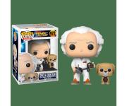 Dr. Emmett Brown with Einstein (Эксклюзив Walmart) из фильма Back to the Future