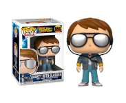 Marty McFly with Sunglasses из фильма Back to the Future
