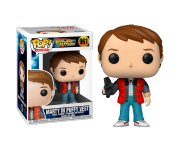 Marty McFly with Video Camera из фильма Back to the Future