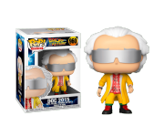 Dr. Emmett Brown Doc 2015 (PREORDER mid-MAY) из фильма Back to the Future