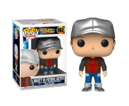 Marty McFly in Future Outfit из фильма Back to the Future