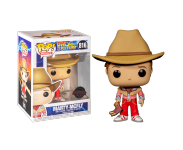 Marty McFly Cowboy (PREORDER ROCK) (Эксклюзив Hot Topic) из фильма Back to the Future