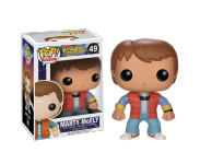 Marty McFly Damage Box (Vaulted) из фильма Back to the Future
