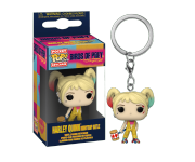 Harley Quinn Boobytrap Battle keychain из фильма Birds of Prey (and the Fantabulous Emancipation of One Harley Quinn)