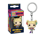 Harley Quinn Caution Tape keychain из фильма Birds of Prey (and the Fantabulous Emancipation of One Harley Quinn)