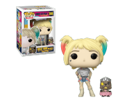 Harley Quinn with Beaver (preorder WALLKY) из фильма Birds of Prey (and the Fantabulous Emancipation of One Harley Quinn)