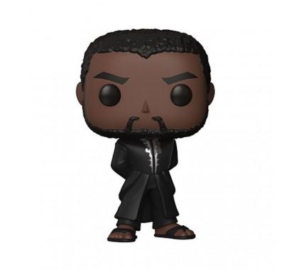 Чёрная Пантера в черном (Black Panther Black Robe) из фильма Черная Пантера