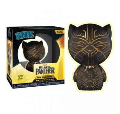 Эрик Киллмонгер светящийся дорбз (Erik Killmonger GitD Dorbz) из фильма Черная Пантера Марвел