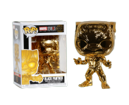 Black Panther gold chrome (preorder WALLKY P) из серии Marvel Studios: The First Ten Years 383