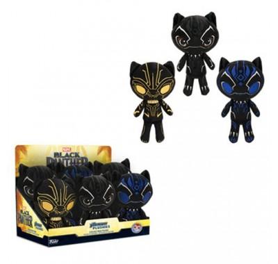 Чёрная Пантера плюш (Black Panther Hero Plushies) из фильма Черная Пантера Марвел