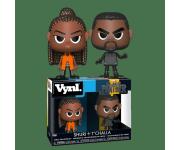 Shuri and T'Chala Vynl 2-pack из фильма Black Panther Marvel