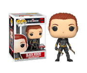 Black Widow in Grey Suit (PREORDER ROCK) (Эксклюзив Walmart) из фильма Black Widow