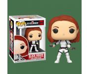 Black Widow in White Suit из фильма Black Widow