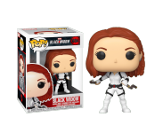 Black Widow in White Suit из фильма Black Widow