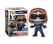 Taskmaster with Claws со стикером (Эксклюзив Walmart) из фильма Black Widow