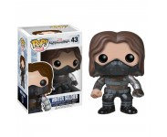 Winter Soldier Unmasked (Vaulted) из фильма Captain America: The Winter Soldier