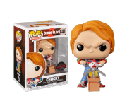 Chucky with Scissors and Jack in the Box (Эксклюзив FYE) из фильма Child's Play