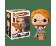 Chucky with Scissors and Jack in the Box (Эксклюзив FYE) из фильма Child's Play