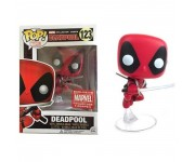 Deadpool Leaping (Эксклюзив Collector Corps) из фильма Deadpool