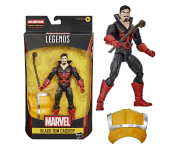 Black Tom Cassidy Hasbro Marvel Legends из комиксов Deadpool Marvel