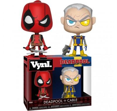 Дэдпул и Кейбл Винл. (Deadpool and Cable Vynl.) из комиксов Дэдпул
