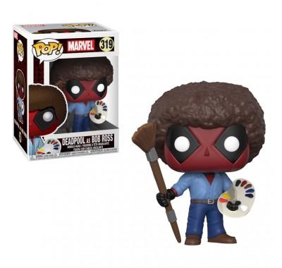 Дэдпул Боб Росс (Deadpool as Bob Ross) из фильма Дэдпул
