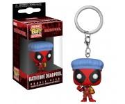Deadpool bathtime keychain из комиксов Marvel