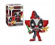 Deadpool clown из фильма Deadpool