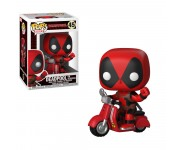 Deadpool on scooter Rides (PREORDER mid-MAY) из фильма Deadpool