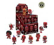 Box mystery minis из комиксов Deadpool