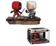 Deadpool vs Cable comic moment (preorder WALLKY P) из комиксов Deadpool