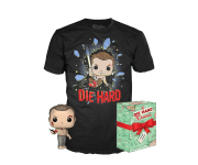 John McClane Die Hard POP and Tee (Размер 2XL) (PREORDER ZS) из фильма Die Hard