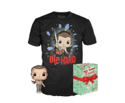 John McClane Die Hard POP and Tee (Размер M) (PREORDER ZS) из фильма Die Hard