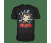John McClane T-Shirt (Размер M) из фильма Die Hard