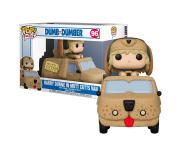 Harry Dunne with Mutt Cutts Van Ride из фильма Dumb and Dumber