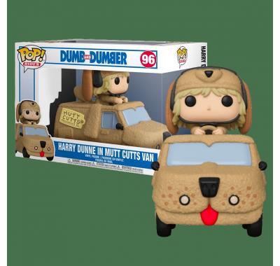 Гарри Данн на фургоне-собаке (Harry Dunne with Mutt Cutts Van) из фильма Тупой и ещё тупее