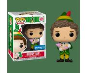 Buddy Elf with Baby со стикером (Эксклюзив Walmart) из фильма Elf