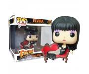 Elvira on Couch Deluxe (Эксклюзив Hot Topic) из фильма Elvira: Mistress of the Dark