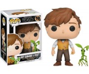 Newt Scamander and Pickett (Эксклюзив) из фильма Fantastic Beasts and Where to Find Them