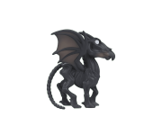 Thestral mystery mini из фильма Fantastic Beasts: The Crimes of Grindelwald